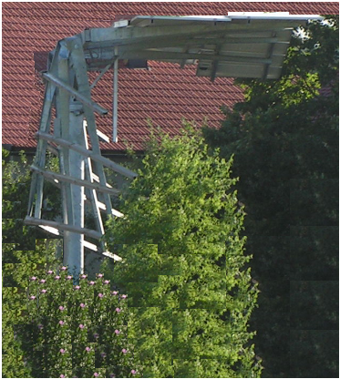 CFD predicts Wind loading on the Solar Tracker