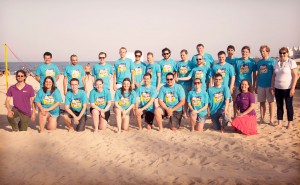 Source: PRACE SoHPC Group picture at the beach
