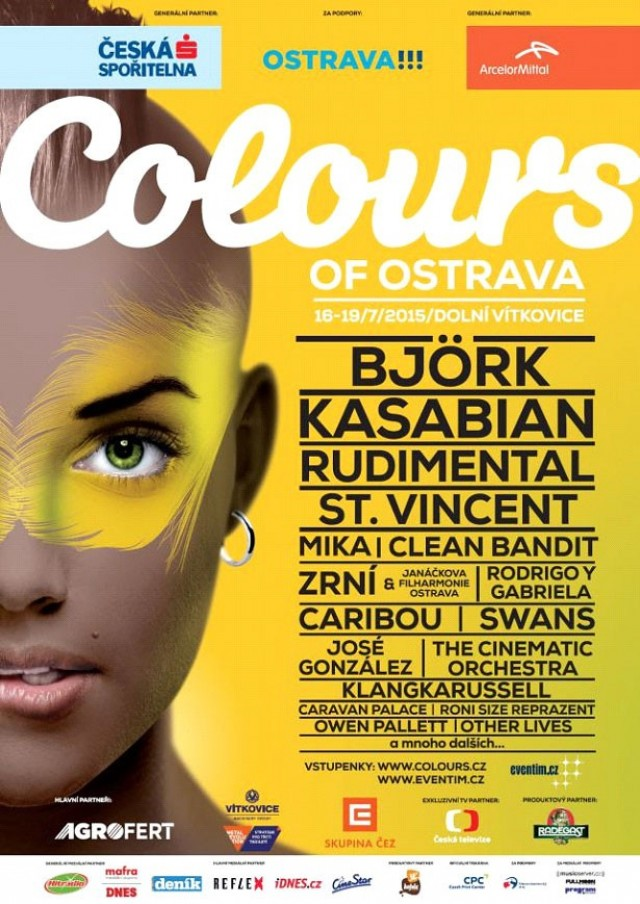 The Colours of Ostrava