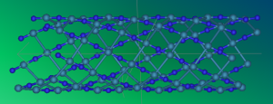 General case nanotube with helical translational symmetry.