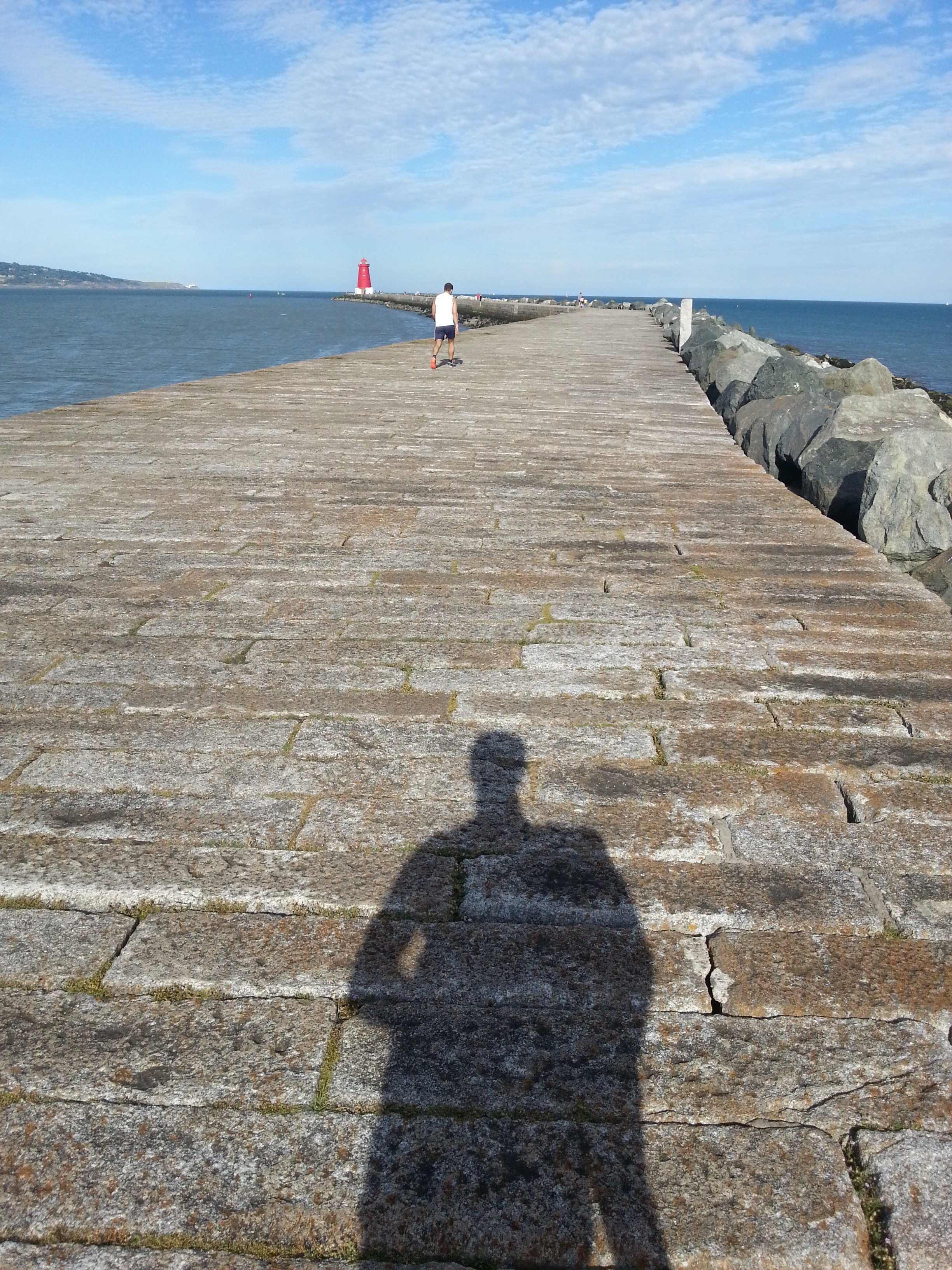 The Great South Wall, Dublin Bay
