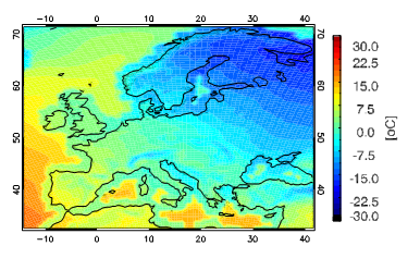 European climate model simulations – PRACE Summer Of HPC