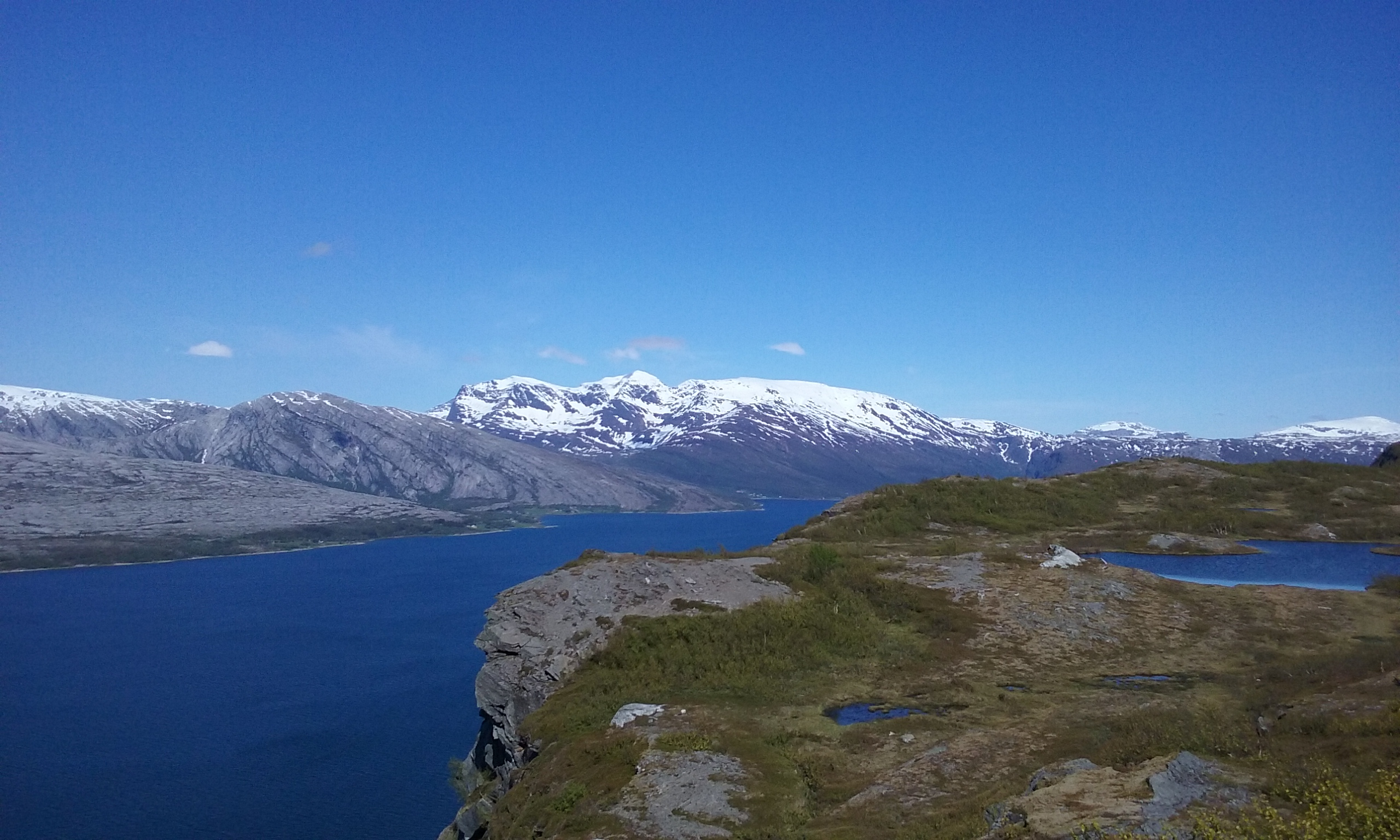 Norwegian natural scenery