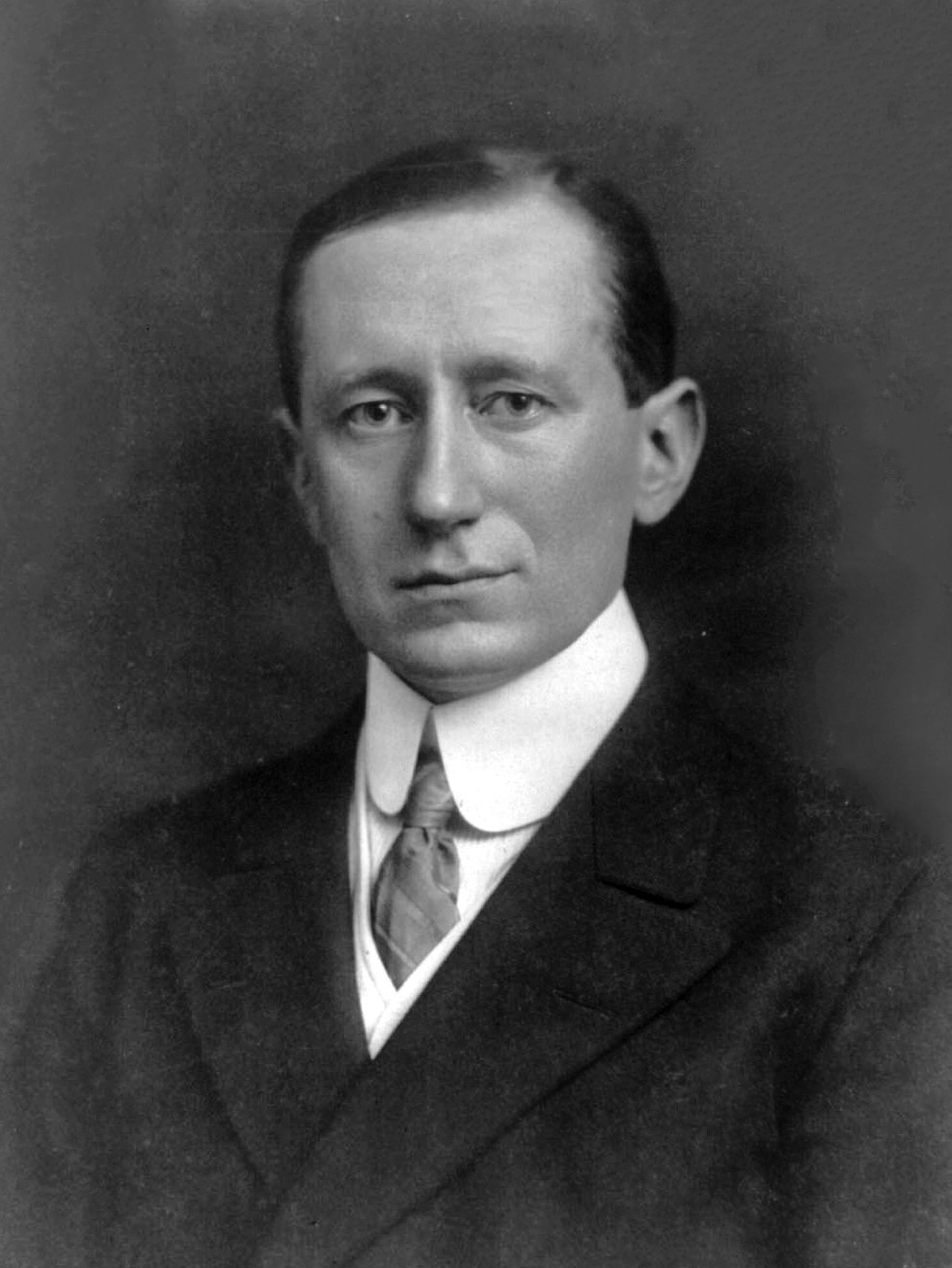 Marconi invented radio in 1898. Today he is working on Gravitational Waves