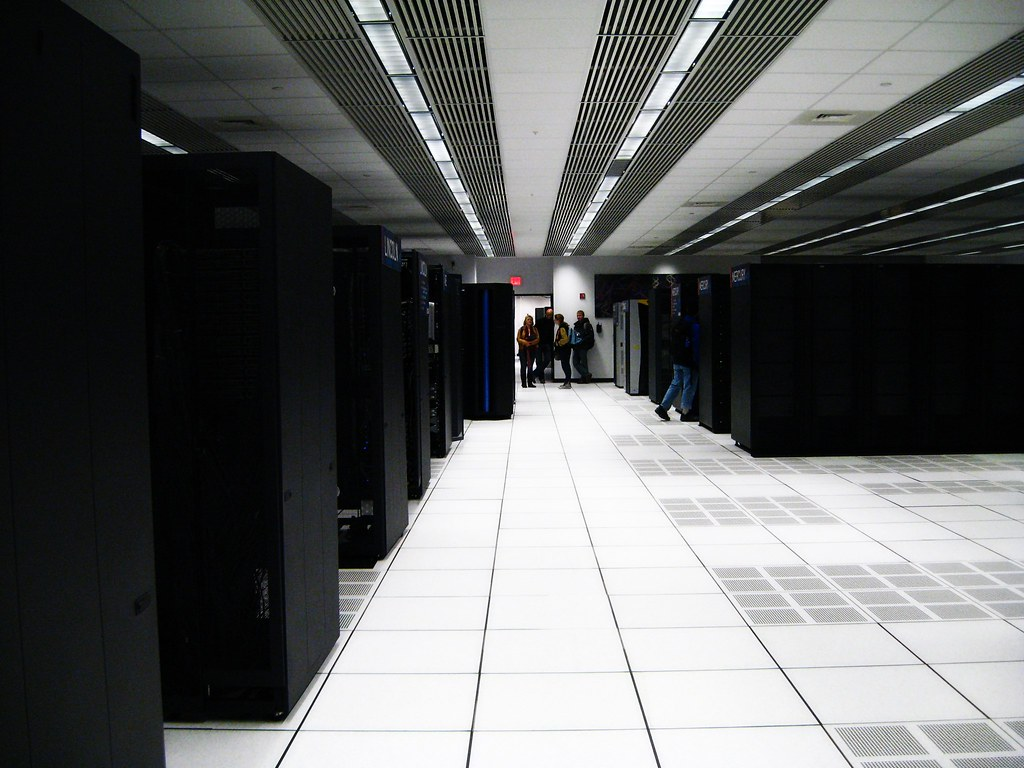 How do you use a supercomputer?