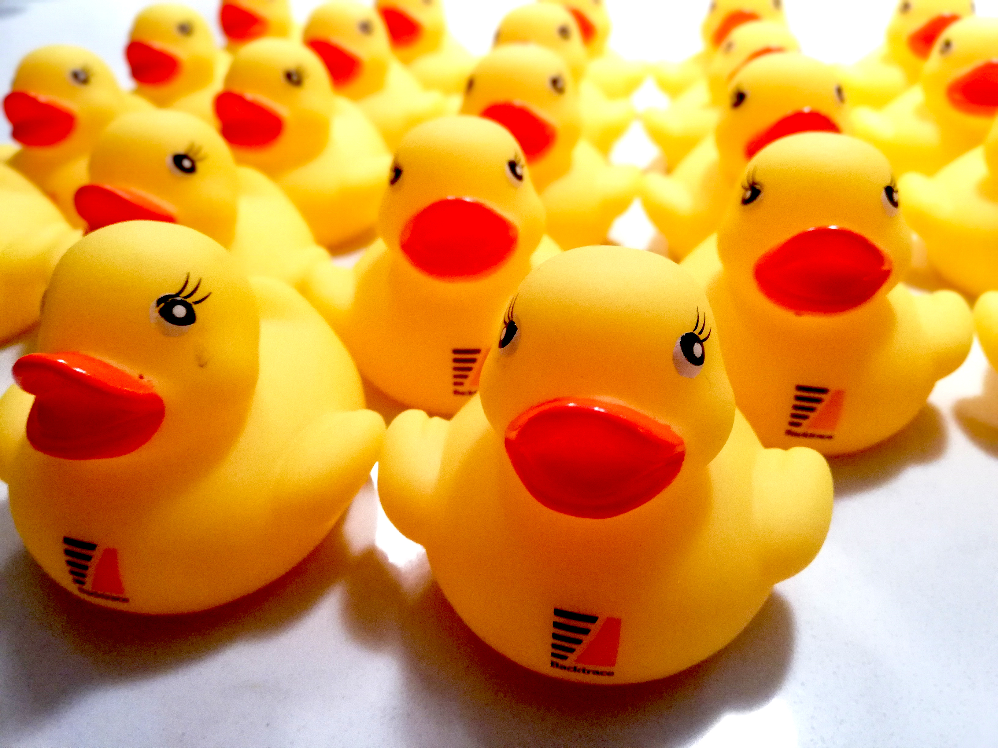 Got your ducks in a row? GPU performance will show!