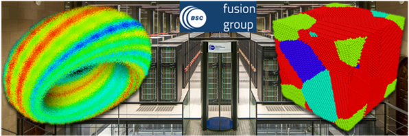Computational atomic-scale modelling of materials for fusion reactors