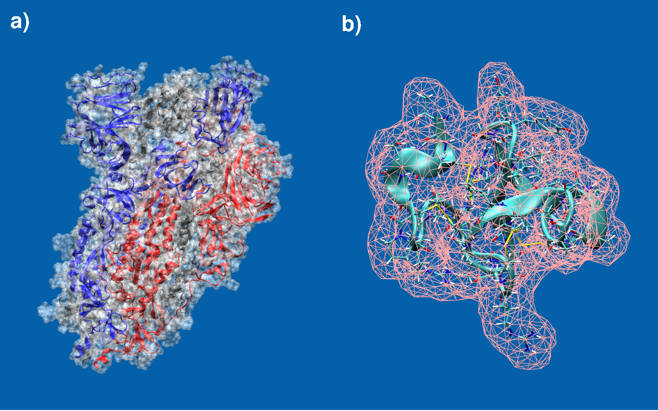 HPC Implementation of Molecular Surfaces